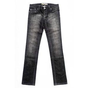 NEW GOLD COAST Low Rise Slim Straight Leg Jeans